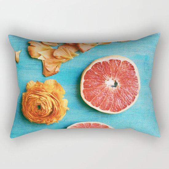 She Made Her Own Sunshine Rectangular Pillow