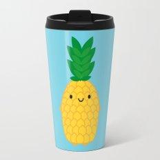 Kawaii Pineapple Travel Mug