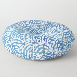 Clam Shell Floor Pillow