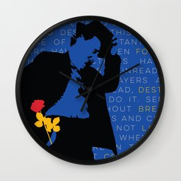 WILLIAM SAROYAN - Armenian Genocide Wall Clock