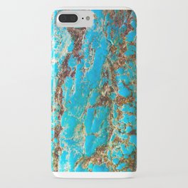 Turquoise & Howlite iPhone Case