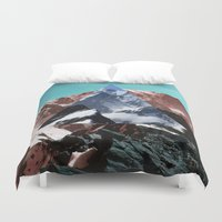 wonderland Duvet Covers featuring Wonderland by Evan Smith