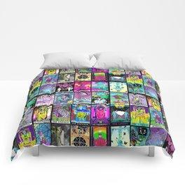 Tarot Major Arcana Comforters
