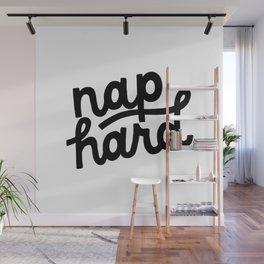Nap Hard Wall Mural