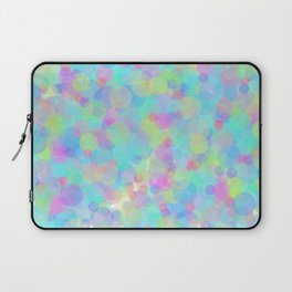 Colorful Time Laptop Sleeve