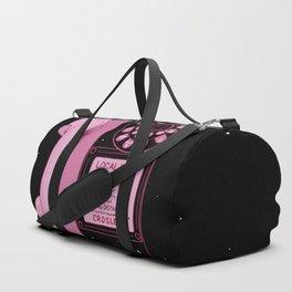 Vintage Crosley Pink Payphone - Space Call Duffle Bag
