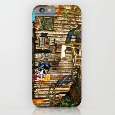 Sidewalk Seat Slim Case iPhone 6s
