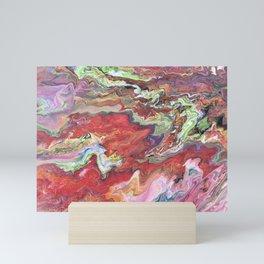 Red Robbin Hood Mini Art Print