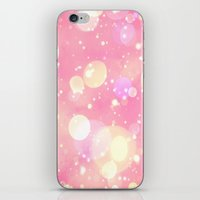 sparkles iPhone & iPod Skins featuring Sparkles by Poppo Inc.