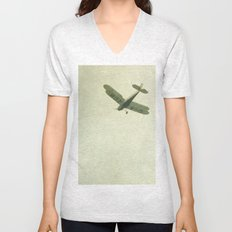 Fly With Me Unisex V-Neck