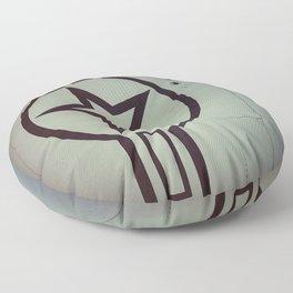 Air Force Insignia Floor Pillow