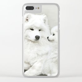 """"""" Together Once More """" Clear iPhone Case"""