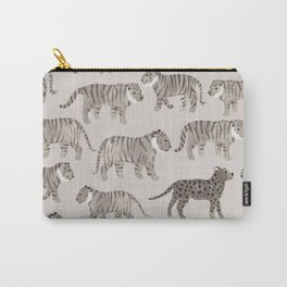 Gray Tigers Carry-All Pouch