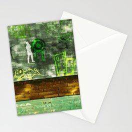 Street Art Digital 2.0 Stationery Cards