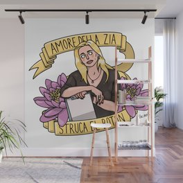 Queen Mara Wall Mural