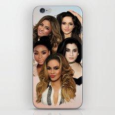 Fifth Harmony iPhone & iPod Skin
