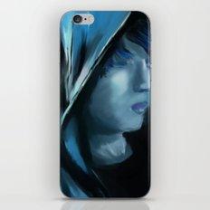 Blue Serenity iPhone & iPod Skin