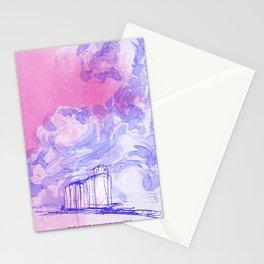 Grain Elevator Stationery Cards