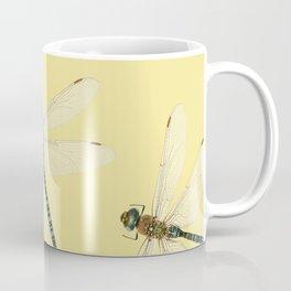 Dragonfly pattern Coffee Mug