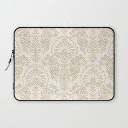 Damask Pattern Laptop Sleeve