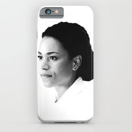 Maggie Pierce iPhone Case