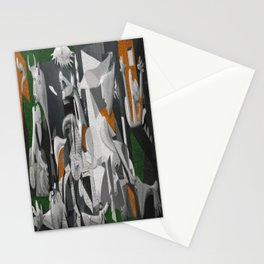 My Picasso Serie:Guernica Stationery Cards