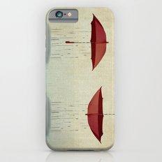 embracing the rain Slim Case iPhone 6