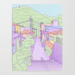 Another everyday place in Japan Poster