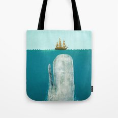 The Whale Tote Bag