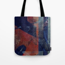 held together by stones Tote Bag