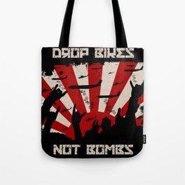 DROP BIKES Tote Bag