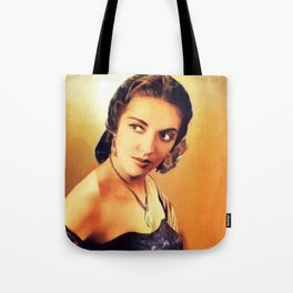Katy Jurado, Actress Tote Bag