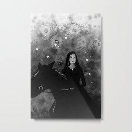 Nearly Starless Night Metal Print