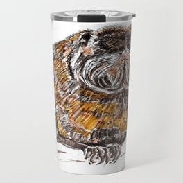 emperor tamarin monkey Travel Mug