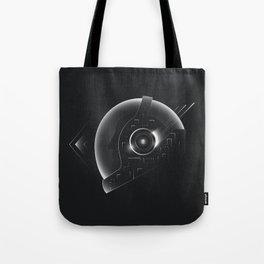 Space Helmet Tote Bag