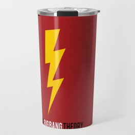 The Big Bang Theory - Minimalist Travel Mug