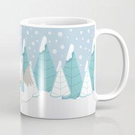 ARCTIC LANDSCAPE Coffee Mug