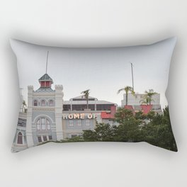 New Orleans Skyline Rectangular Pillow