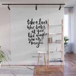 take a lover Wall Mural