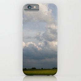 Big Sky Country iPhone Case