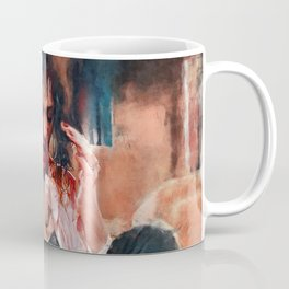 Adrenaline Shot - Mia Wallace - Pulp Fiction Coffee Mug