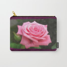 Pink Roses in Anzures 4 Blank P8F0 Carry-All Pouch