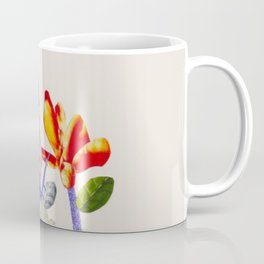 Blooms of Envy Elation and Lust Coffee Mug
