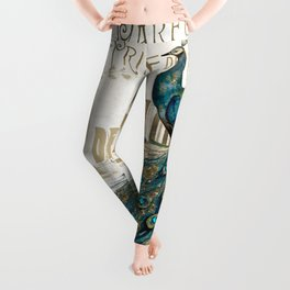 Peacock Jewels Leggings
