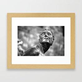 Faun 4 Framed Art Print