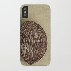 Two plus one iPhone X Slim Case