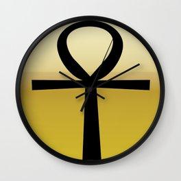 Ankh (Life)3 Wall Clock