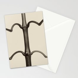 Karl Blossfeldt - Impatiens glandulifera Stationery Cards