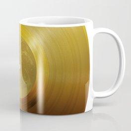 Voyager Golden Record - B-Side White Coffee Mug
