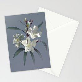 White Oleander Stationery Cards